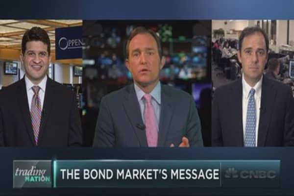 Bond market warning?