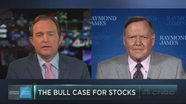 Jeff Saut makes the bull case for stocks