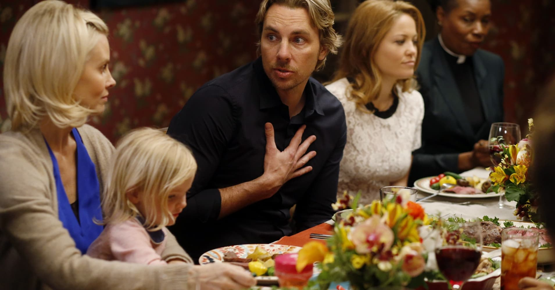 The Braverman family on NBC's 'Parenthood'