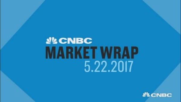 Stocks rise on Monday