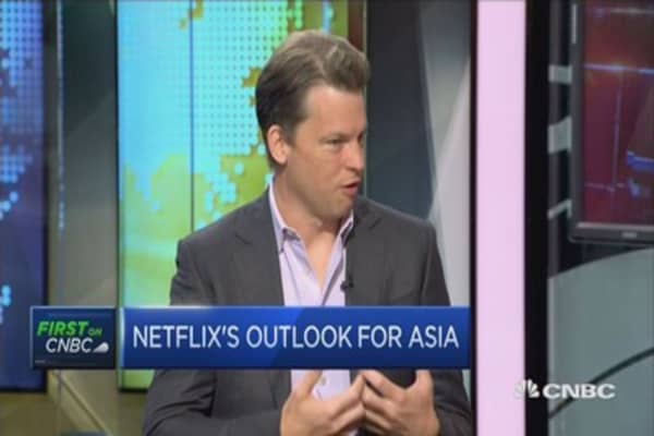 Netflix product chief shares key takeaways from Asia