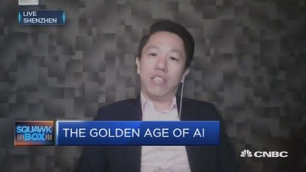 The golden age of AI