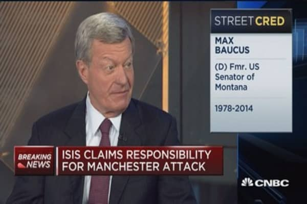 White House budget 'not going anywhere': Max Baucus