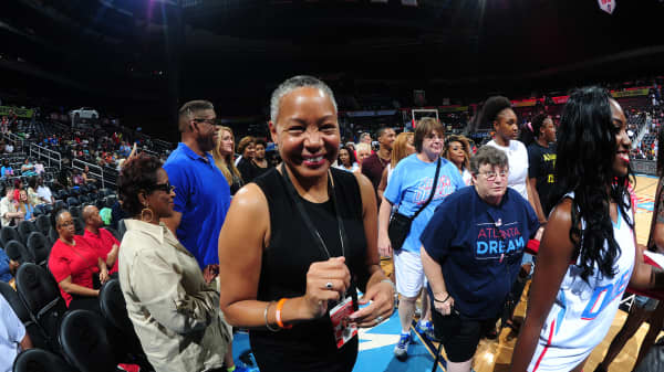 Here are the three reasons I chose to attend Duke University: WNBA's Lisa Borders