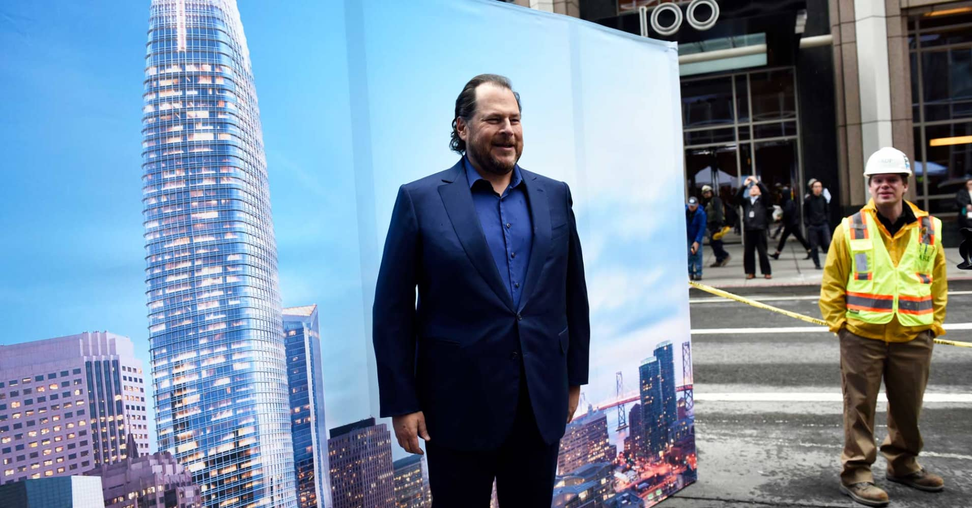 Salesforce: Cloud Stocks Soar In 2018 As Microsoft And Salesforce Pay Up