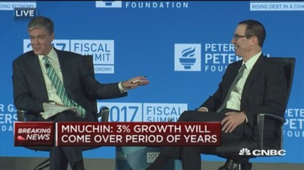 Sec. Mnuchin: We'd like to get tax reform done this year