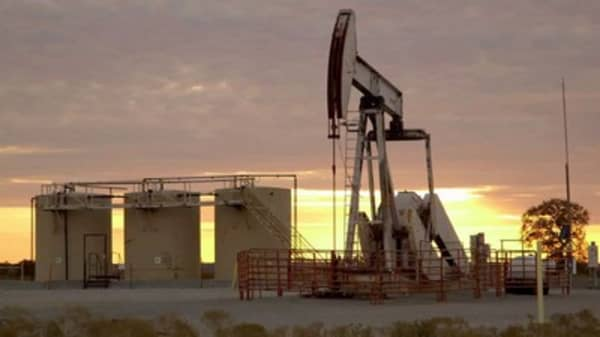 Oil prices fall on White House proposal to sell US oil reserves