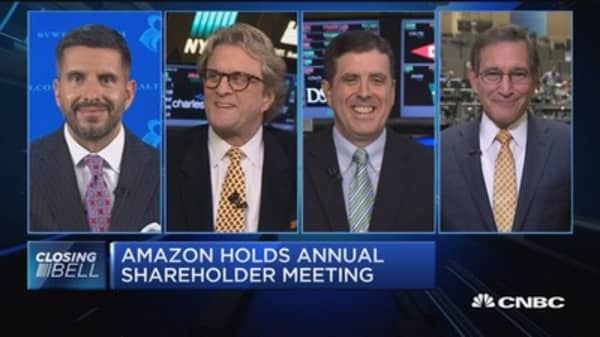 Closing Bell Exchange: Amazon going to $1K
