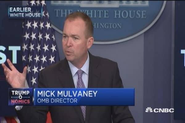 Democrats push back on White House budget proposal