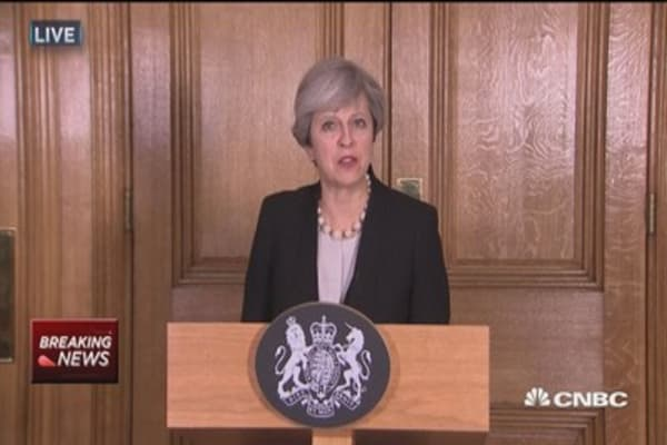 May: Further attack may be imminent
