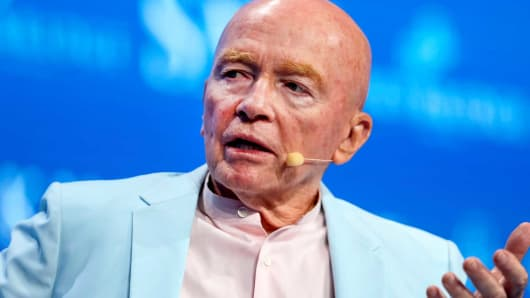Mark Mobius, executive chairman at Templeton Emerging Markets Group