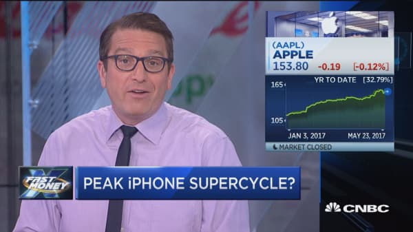 Is Wall Street hype too much for Apple's iPhone 8 to live up to?