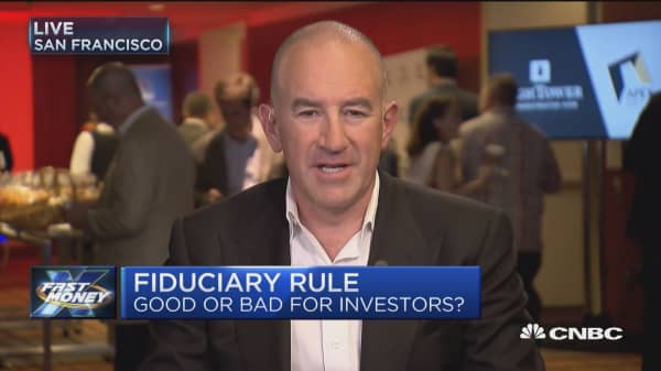Hightower CEO warns investors about the fiduciary rule