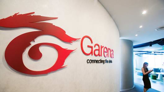Singapore-based Sea, formerly known as Garena, is Southeast Asia's biggest start-up.