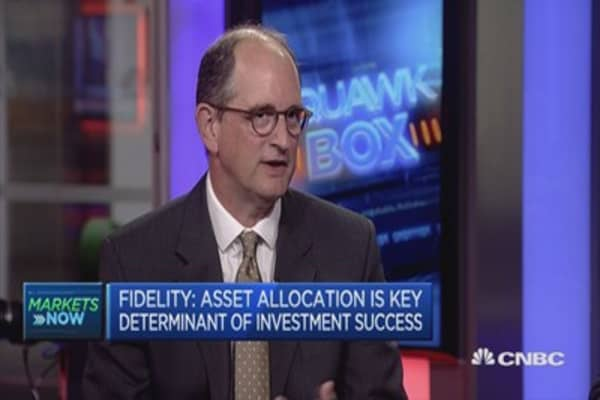 We're not alone in being positive on Europe: Fidelity