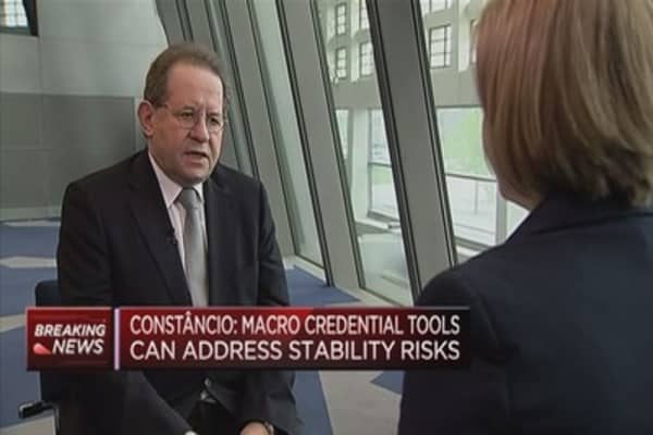 Need to be cautious with withdrawing accommodative stance: ECB VP
