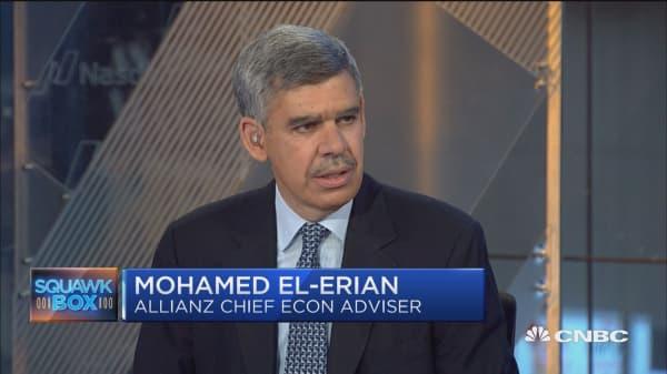 This is a liquidity-driven market: El-Erian