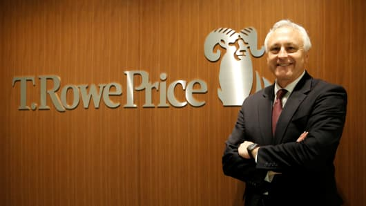 Bill Stromberg, President and CEO of T. Rowe Price Group.