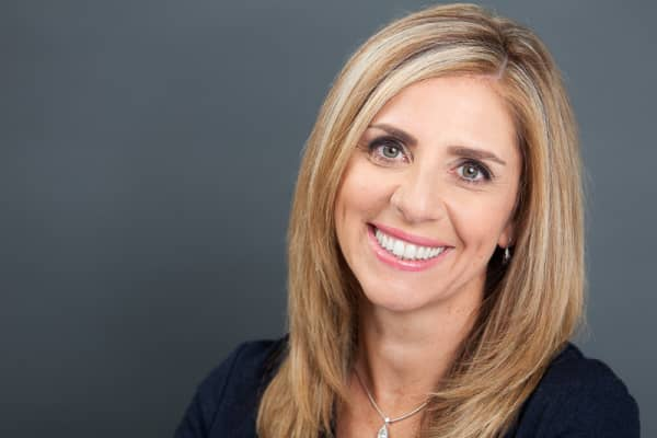 Nicola Mendelsohn is vice president of Facebook EMEA