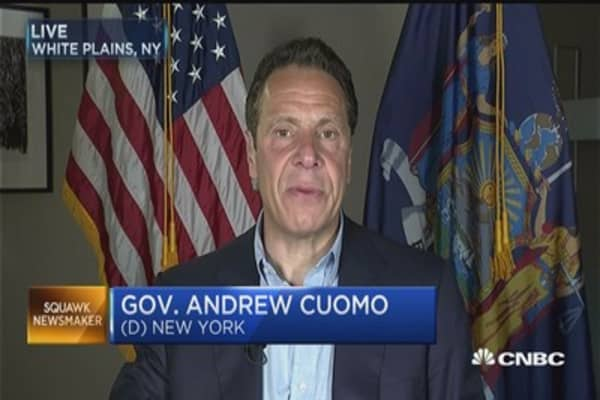 Trump's tax plan is a 'utter devastation' for states, warns New York Gov. Andrew Cuomo