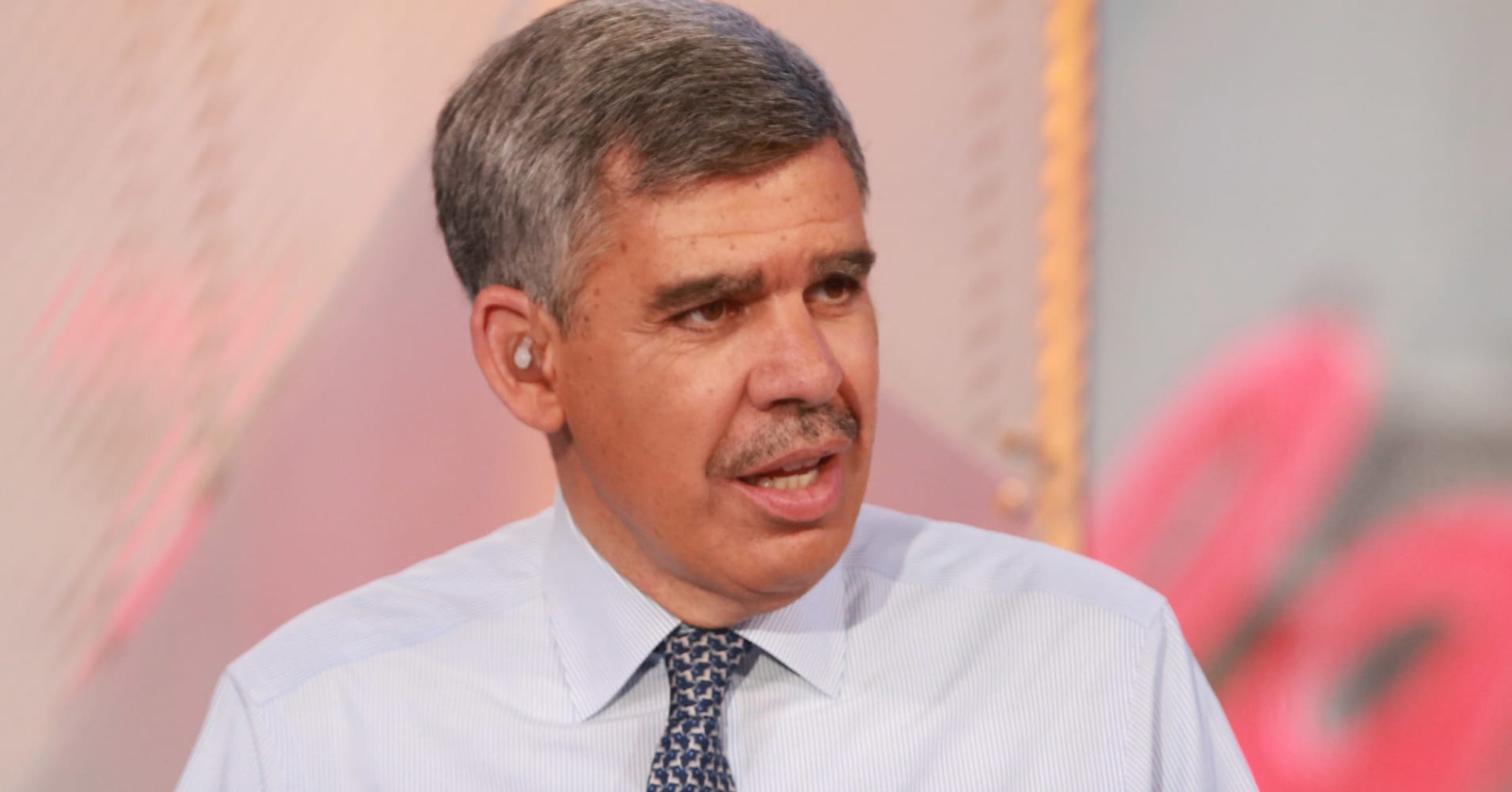 El-Erian: The Fed will have to go through with four rate hikes