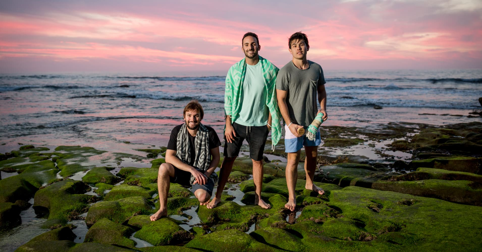 How Sand Cloud Got On Shark Tank And Made Millions