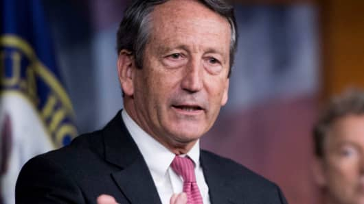 Rep. Mark Sanford, R-S.C.