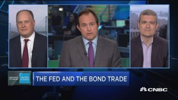 Trading Nation: The Fed and the bond trade