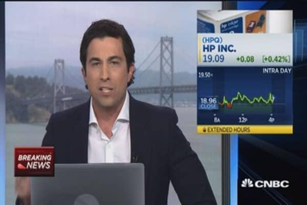 HP Inc. beats the Street