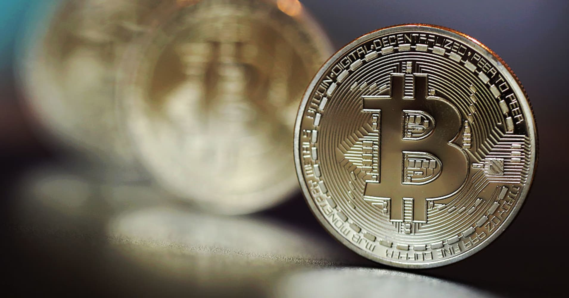 Bitcoin nears record high price after 'milestone' in fierce debate over its future - CNBC