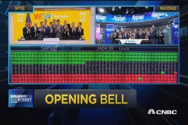 Opening Bell, May 25, 2017