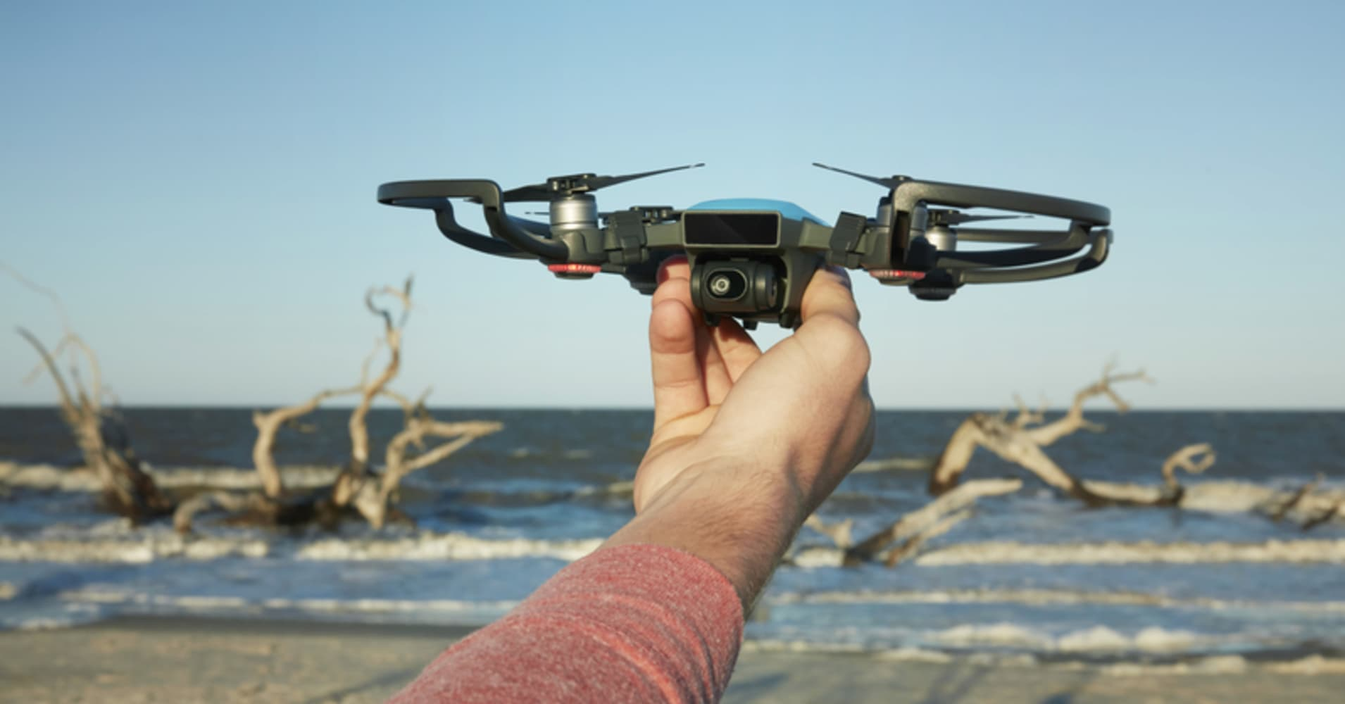 In Race To Dominate Drone Space West Is No Match For Chinas Dji Cap Cover Camera Gimbal All Sensor Spark