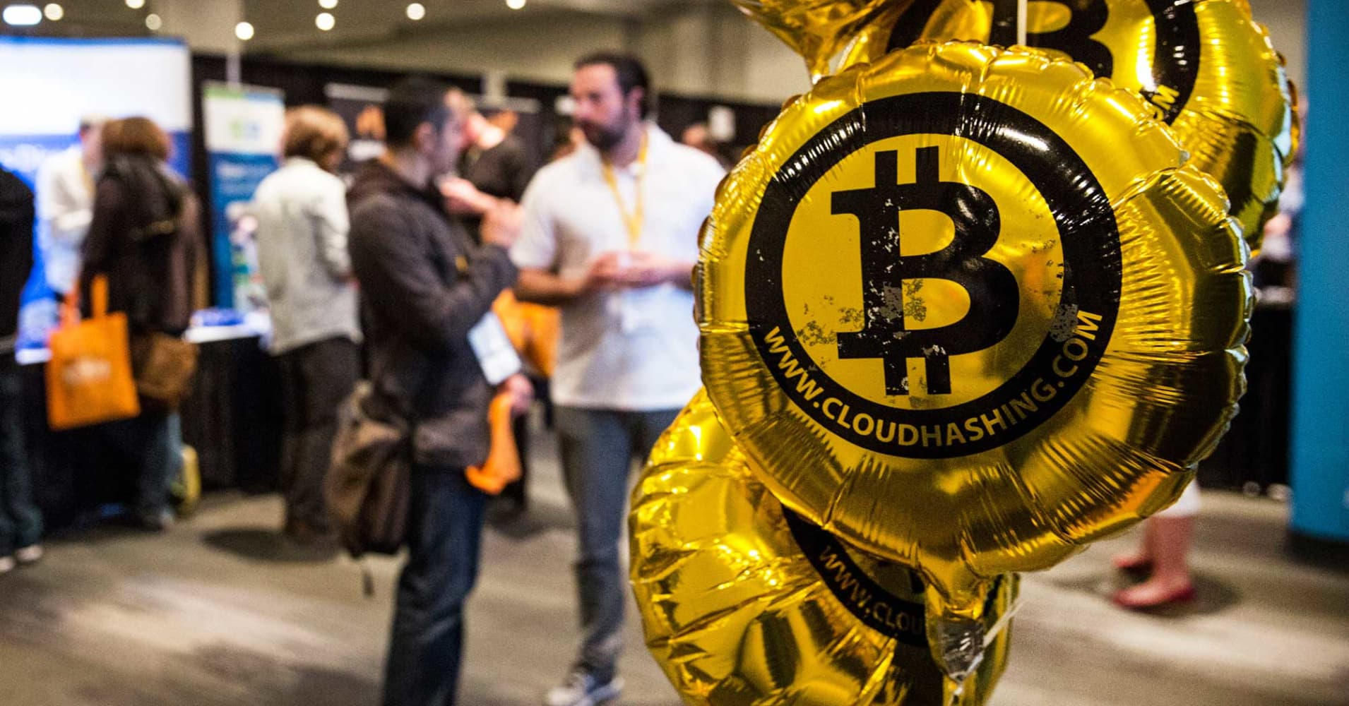 Bitcoin is finally buying into US real estate - CNBC