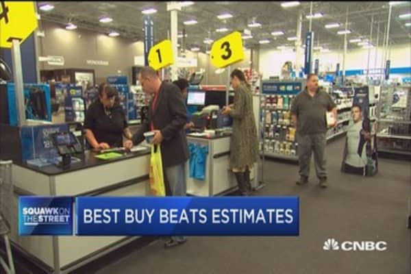 Analyst: Best Buy has truly embraced e-commerce to fight Amazon