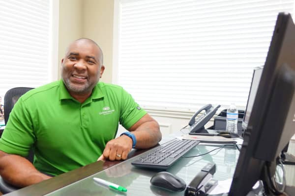 Keith Guyton believes his newfound success is based on five rules he now lives by every day.