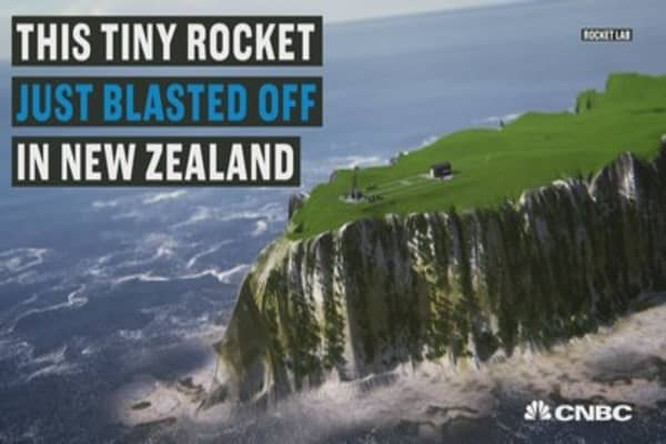 RocketLab just nailed its orbital rocket launch
