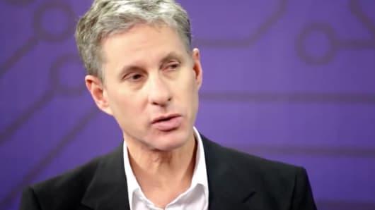 Chris Larsen, co-founder of Ripple.