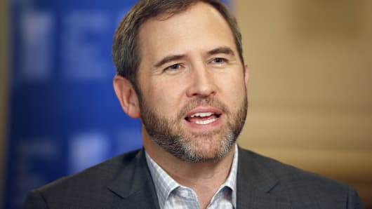 Brad Garlinghouse, chief executive officer Ripple