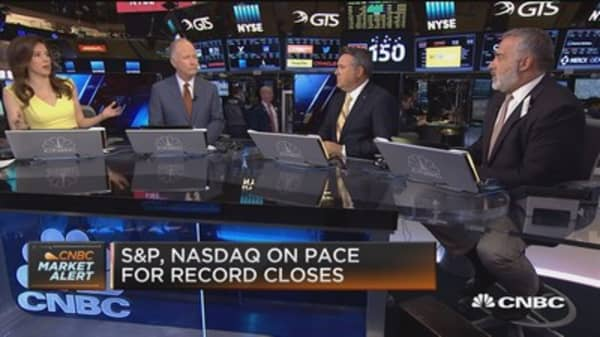 Closing Bell Exchange: Investors continue to look at fundamentals