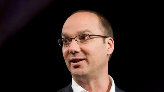 Andy Rubin of Essential