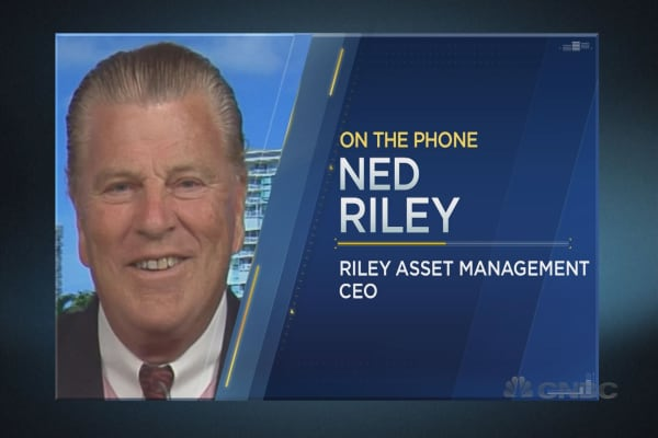 Ned Riley on tech stocks, the economy and more