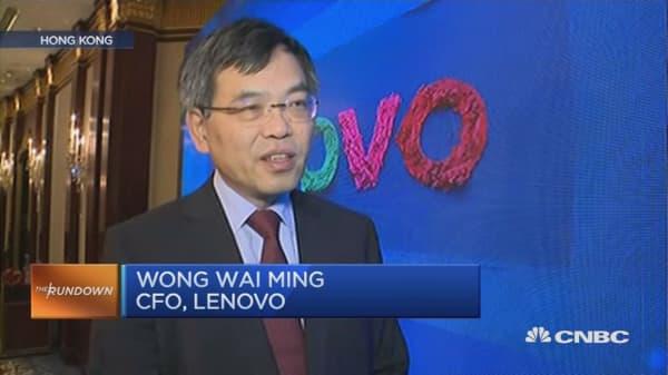 PCs not a sunset industry: Lenovo CFO