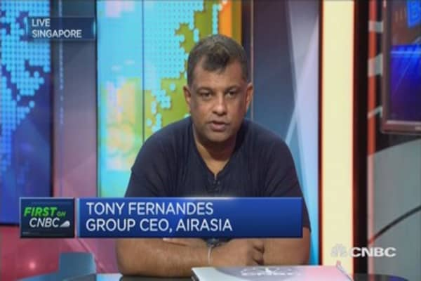 Guns are moving in the right direction: AirAsia CEO