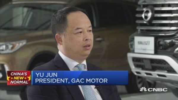 Trumpchi cars China's latest attempt to break into the US market