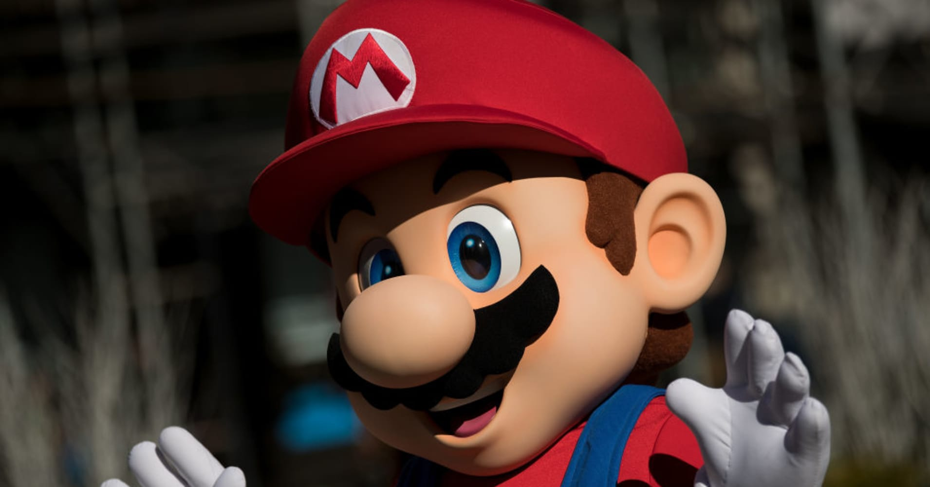 Nintendo shares surge more than 16% after tie-up with Tencent to sell Switch console in China