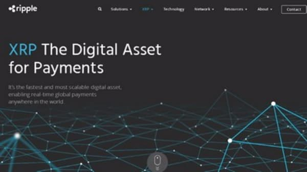 Bitcoin rival Ripple is suddenly sitting on billions of dollars worth of cryptocurrency
