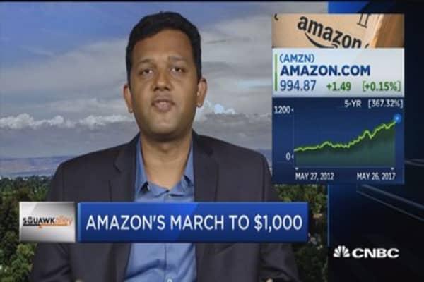 A prime future for Amazon?
