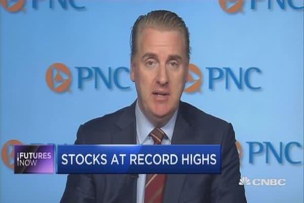 Strategist gives his bull case for stocks