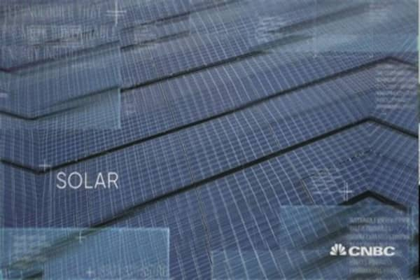 The power of solar, part one