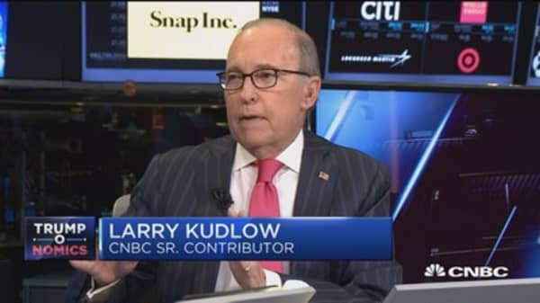 You can't produce if you're not profitable: Kudlow
